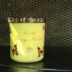 【DW Home Candles】WILD HONEY NECTAR【アロマキャンドル】