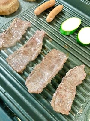 USAビーフ サンカクバラカルビ焼肉 約1,300g