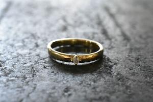 003 Mallet Ring / K18 YG