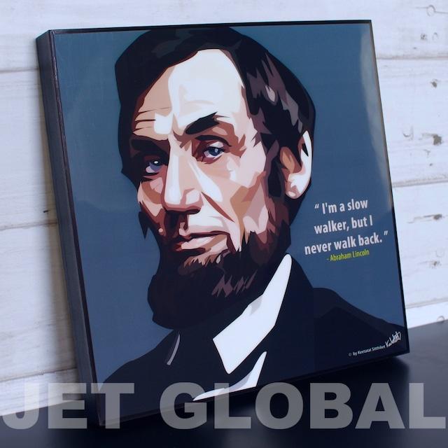 リンカーン/ ABRAHAM LINCOLN / Lサイズ 52cm / PAPM_0003