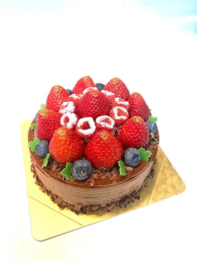 チョコレートケーキ15センチ