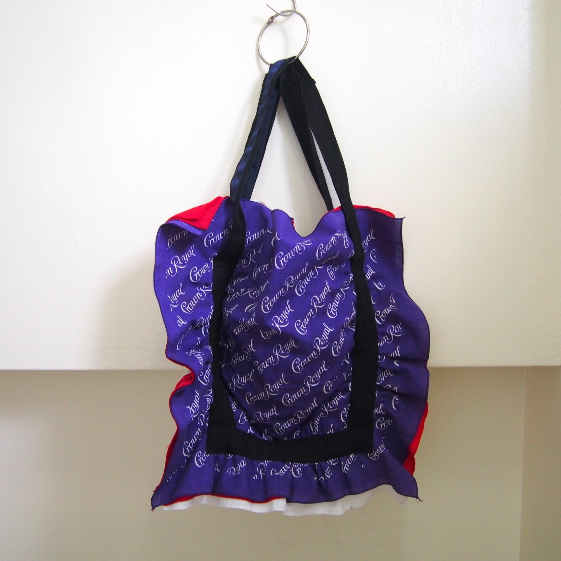 【RehersalL】bandanna bag(17)/【リハーズオール】バンダナバッグ(17)