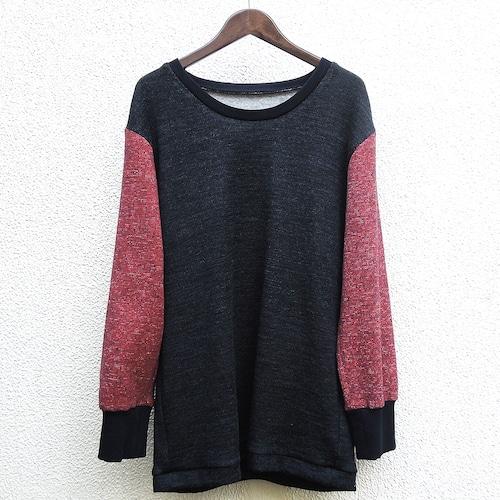 Bi-Color BK/RED SS