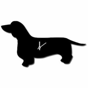 The Labrador Co.【ダックスフンド】Clocks