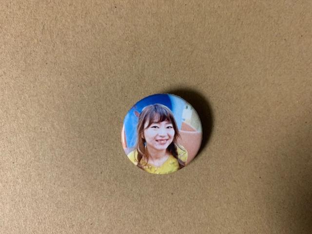 【缶バッチ2個】全10種※選べません(2019年10月6日発売)