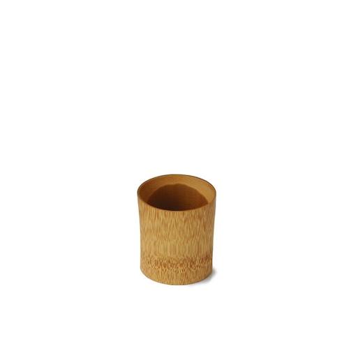 すす竹ロクロぐい呑み 【96-111】