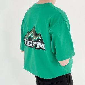 UCFM ロゴTシャツ YH6206