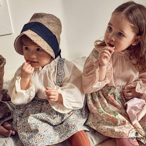 «sold out»«pour enfant» エレナブラウス Elena blouse