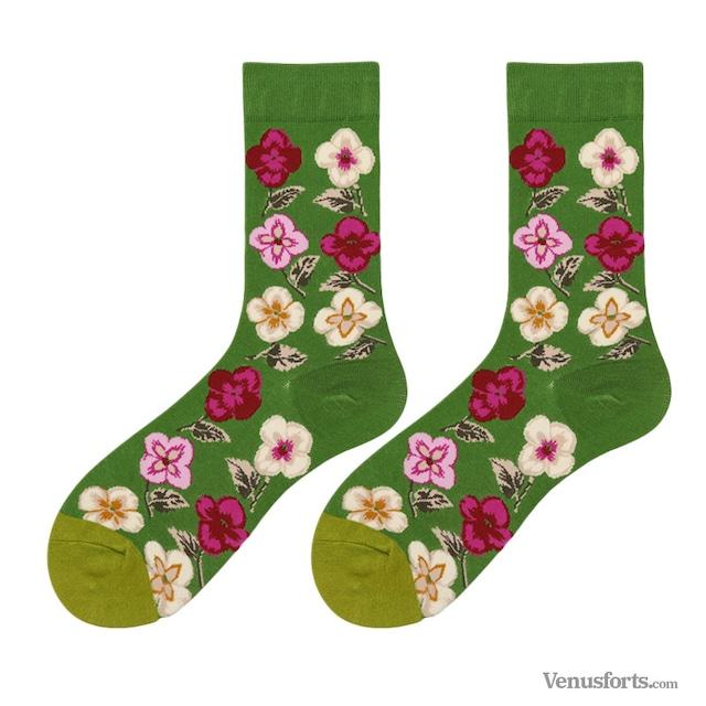 【小物】ストリート系キュート靴下43203913