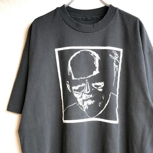 【USED】 グラフィック モノトーン Tシャツ 半袖