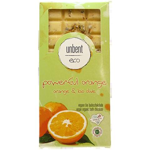 オーガニック Bio 板チョコ オレンジ(無添加) 4560265454377 入浴時に使用します #剤