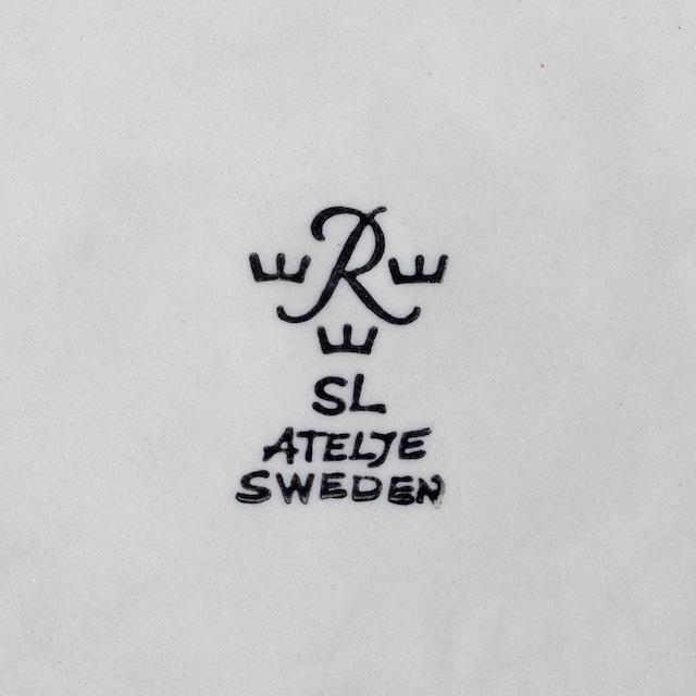 Rorstrand ロールストランド シルヴィア レウショヴィウス 深皿 ボウル 北欧ヴィンテージ
