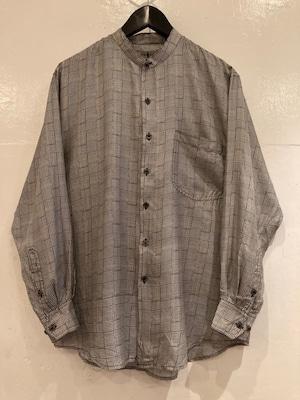 ROBERT STOCK シルクシャツ