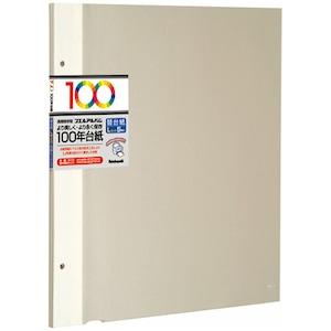 100年台紙フリー替台紙 L アH-LFR-5 (5枚組)