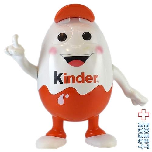 キンダーサプライズ プラスチック貯金箱フィギュア
