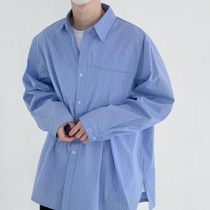 【人気No.8】カラーストライプシャツ YH3178