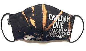 【COTEMER マスク 日本製】ONE DAY ONE CHANCE BLEACH × BAND MASK 0517-142