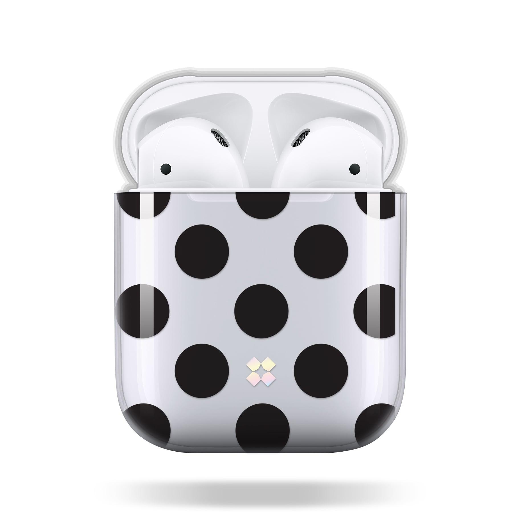 CaseStudi ケーススタディ PRISMART AirPods Case 2018 エアーポッズ ハード ケース 男女兼用ドット 水玉  Polka Dot 国内正規品
