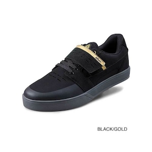 AFTON VECTAL SHOE  BLACK/GOLD