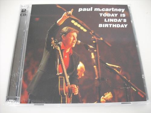 【2CD】PAUL MCCARTNEY / TODAY IS LINDA'S BIRTHDAY