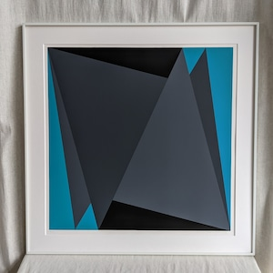Abstract Geometric Composition by Helmut Sundhaussen
