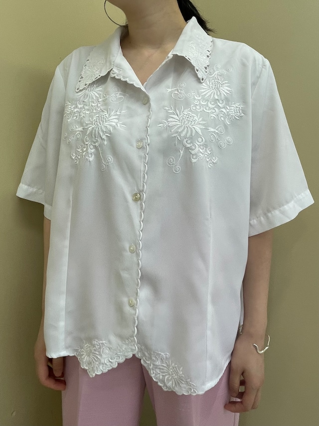 design blouse / 7SSTP28-04