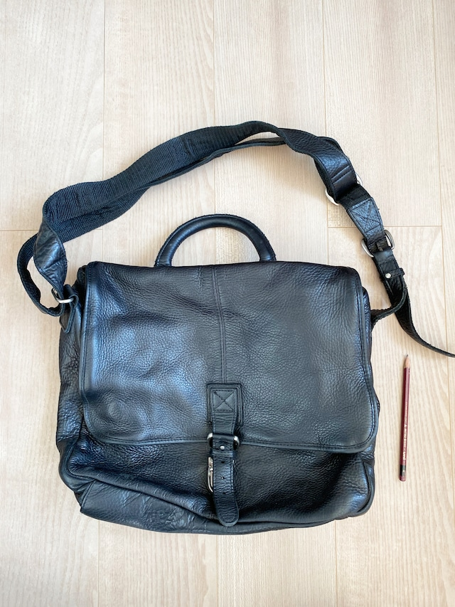 used leather bag No.017「神聖ノクターン」