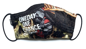 【COTEMER マスク 日本製】ONE DAY ONE CHANCE BAND MASK 0522-123