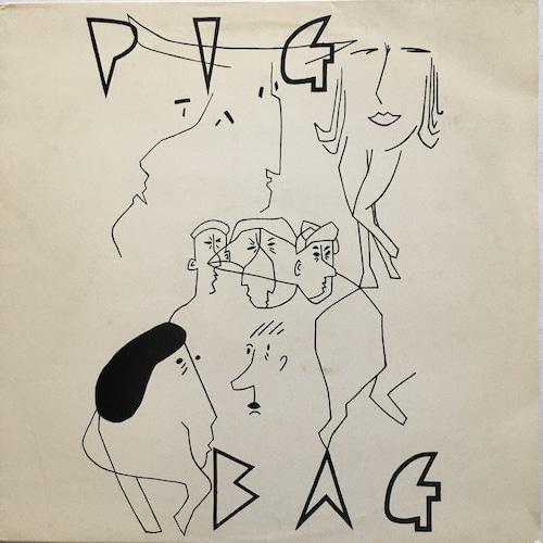 【LP・英盤】Pigbag / Pigbag