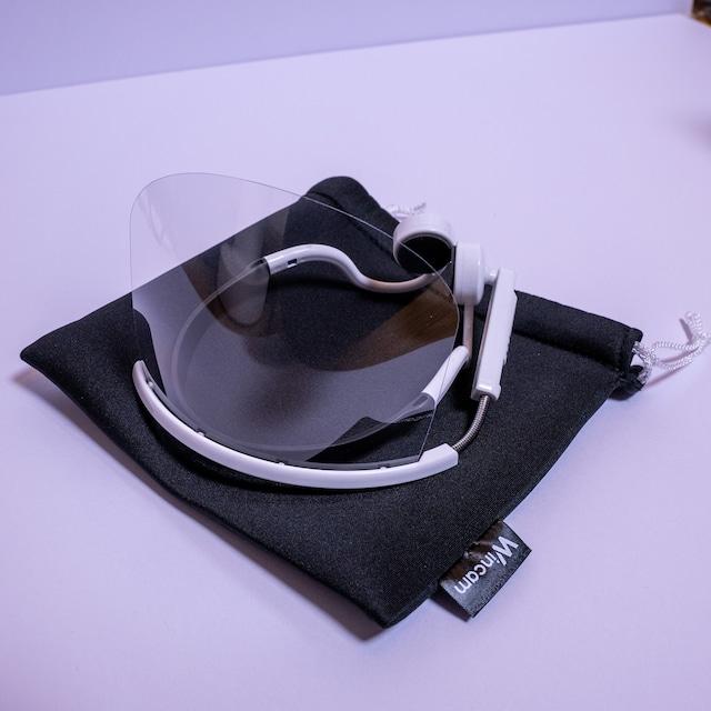 ヘッドセットマスク専用保管袋(メーカー公認)