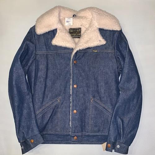 Wrangler Wrange coat ランチコートJL456NV / Denim  S-s 70-80's Dead stock  #109