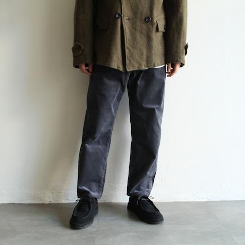 LAMOND  【 mens 】corduroy 5pocket pants