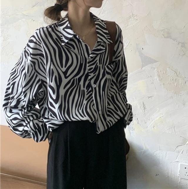 Zebra shirt KRE954