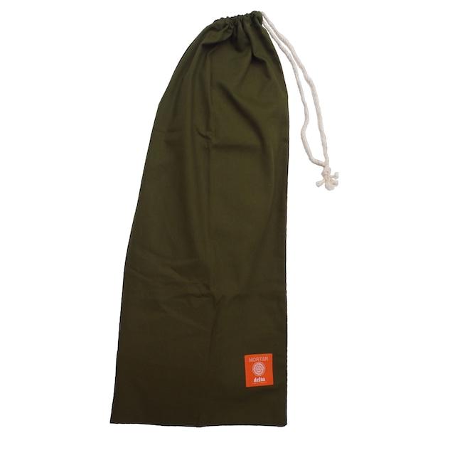 MORTAR × DELTA SKATE SUPPLY SKATE BAG ARMY