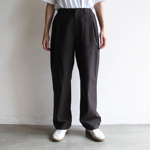 STILL BY HAND【 womens 】 wide easy slacks