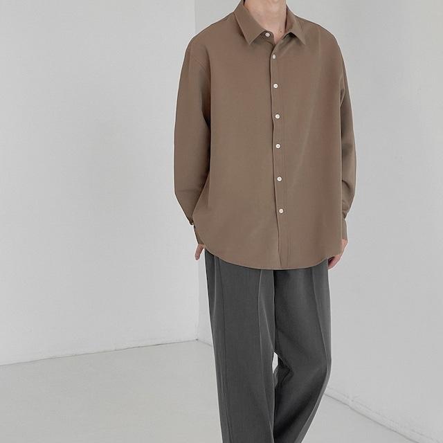Light mature casual shirt   b-499