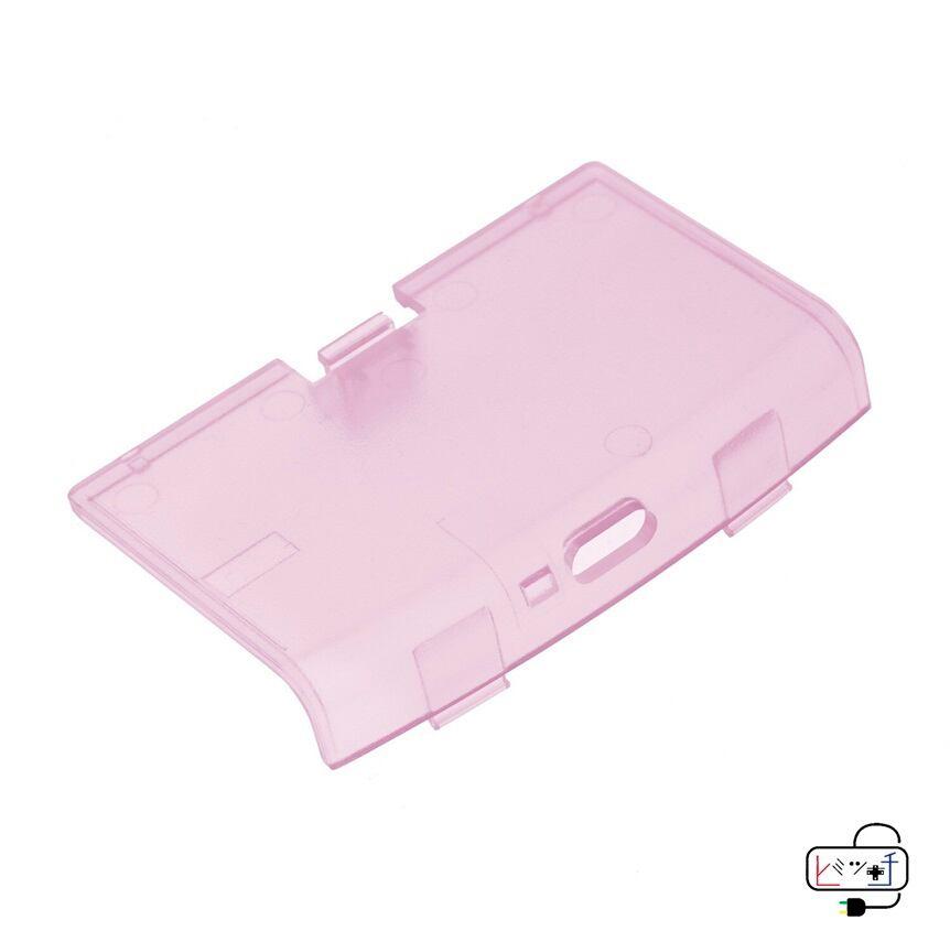 プレステージ電池BOXカバー【クリアピンク】(USB-Cバッテリーパック実装用)