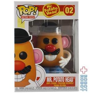 ファンコ POP! 02 レトロトイズ ミスター ポテトヘッド