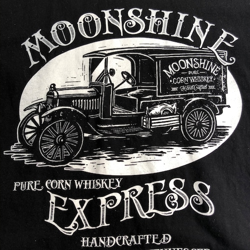 """ MOONSHINE "" T-shirts"
