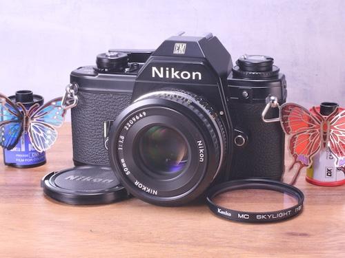 Nikon EM 単焦点レンズセット