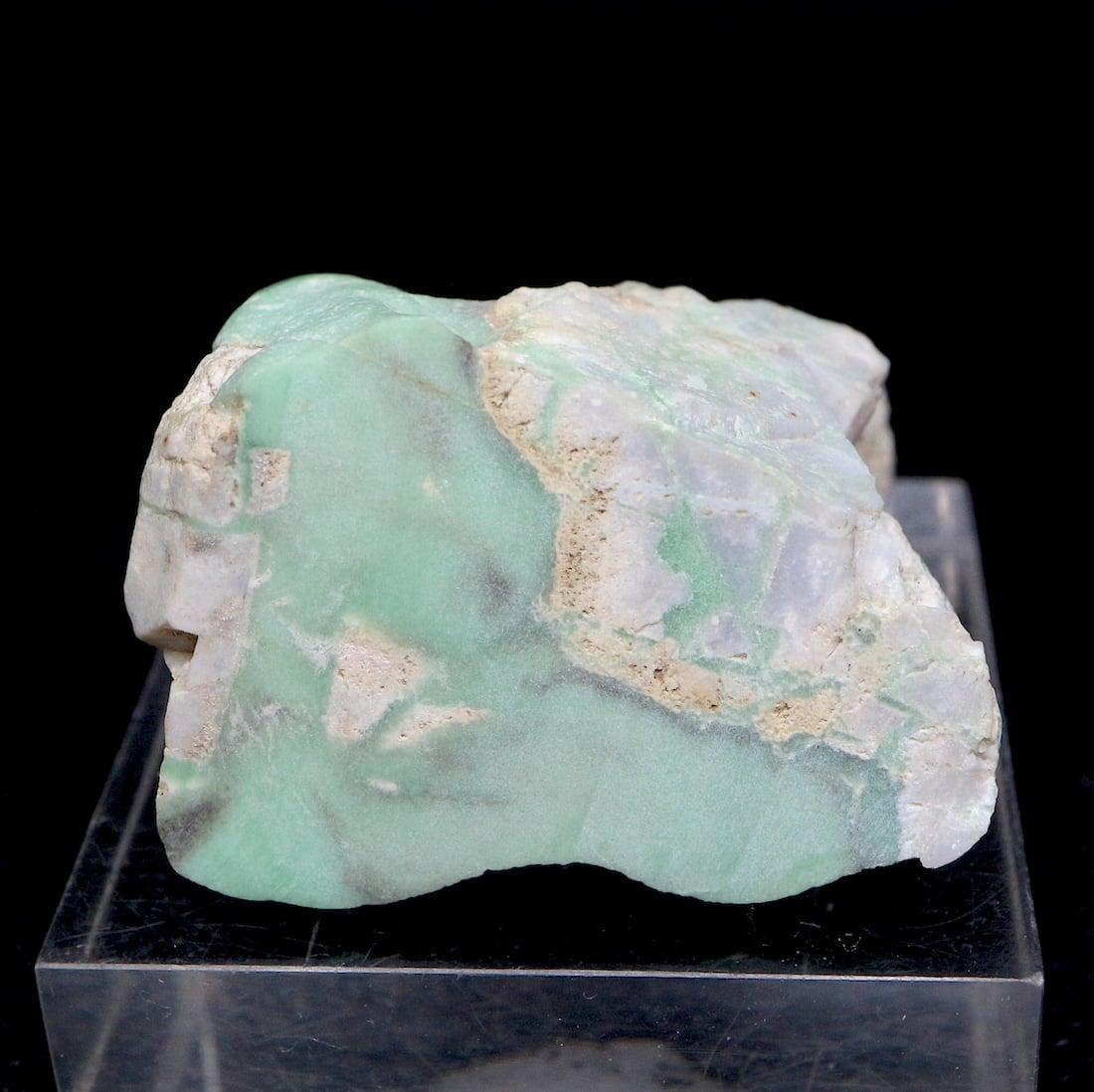 ※SALE※バリサイト 結晶 Variscite ユタ州産 28,6g 原石 VRS012 天然石 パワーストーン