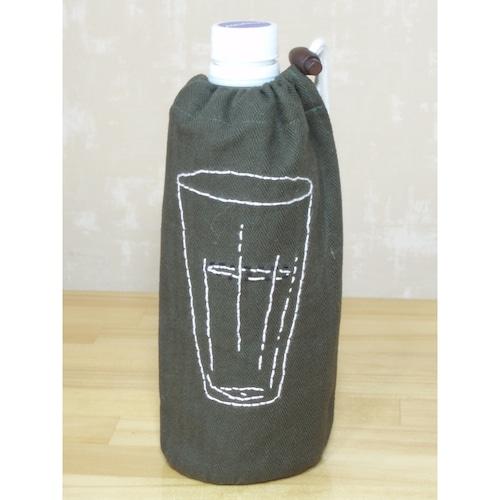 手作り布雑貨/500ペットボトルカバー3(5-79)