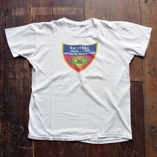〜1960s Vintage BSA Print T-Shirt #3