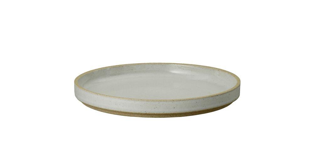 Hasami Porcelain(ハサミポーセリン) HPM003 プレート クリア 18.5センチ