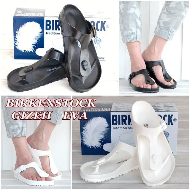 BIRKENSTOCK ビルケンシュトック GIZEH ギゼ EVAシリーズ トング サンダル メンズ 128201