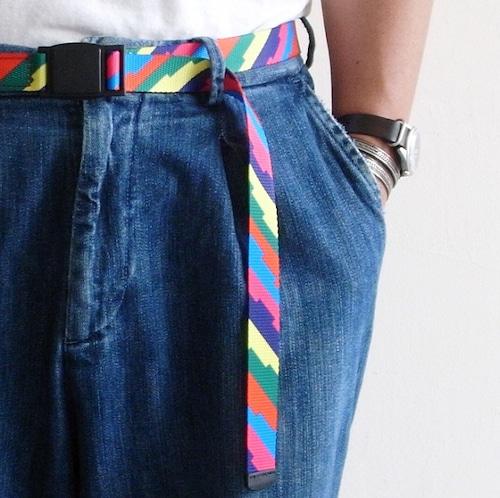is-ness  【 mens 】magnet belt