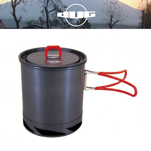 DUG(ダグ) HEAT-I DG-1100 エコ クッカー アウトドア サバイバル キャンプ グッズ 低カロリーストーブに最適