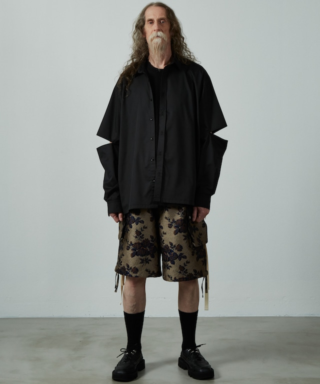 UNSELDS  cobran shorts  beige