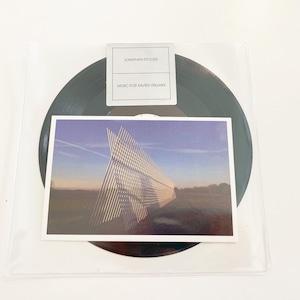 Xavier Veilhan record / Jonathan Fitoussi