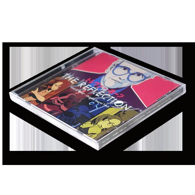 Trevor Horn -『THE REFLECTION WAVE ONE - Original Sound Track』(通常盤) - 画像2